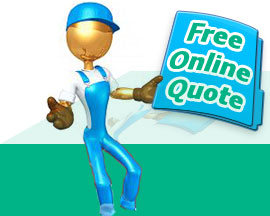 Get a free quote online from your friendly local builders
